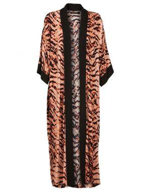 Eb and Ive Mahala Kimono in Ochre