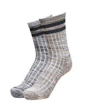 Selected Homme Brandon Socks 2 Pack One Size