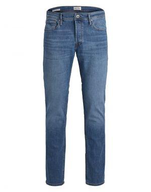 Jack and Jones Tim Original Jeans in Blue Denim