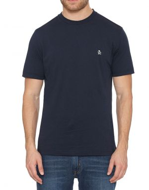 original penguin pin point embroidered t-shirt