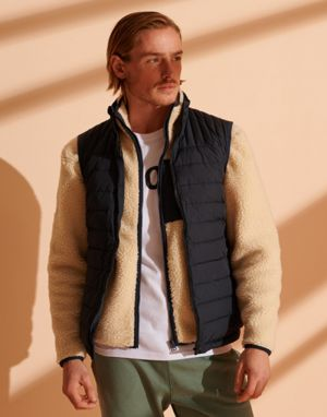 Superdry Ultimate Core Down Gilet in Navy