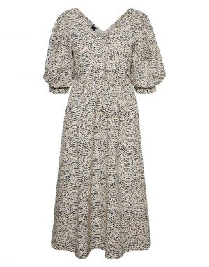 Vero Moda Sia Calf Dress