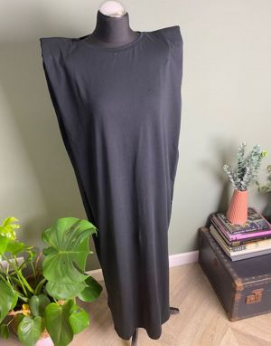 Vila Fuma Dress in Black