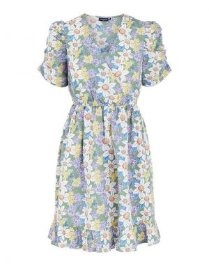 Pieces Hulla Dress in Floral