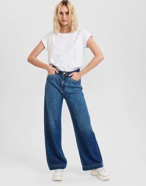 Numph Carolina Jeans in Medium Blue