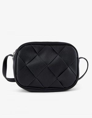 Pieces Josefine Cross Body Bag in Black