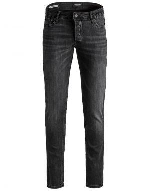 Jack and Jones Glenn Original Jeans in Black Denim