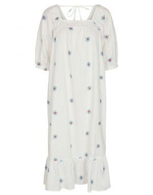 Numph Bloom Midi Dress