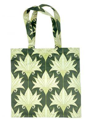 Vanilla Fly Velvet Tote Bag - Print 11