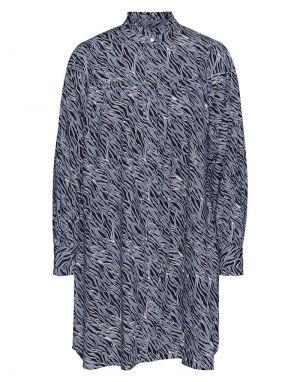 Vero Moda Rylee Dress in Black Print
