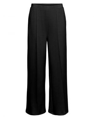 Vero Moda Silky Trousers in Black