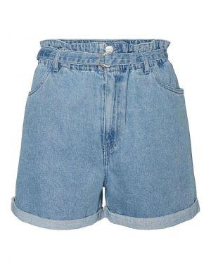 Vero Moda Tamara Denim Belted Shorts