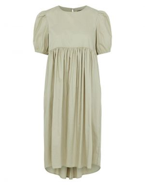 Pieces Olivia Dress in Sage