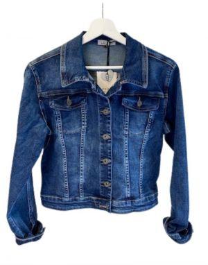 Piro Denim Jacket in Denim