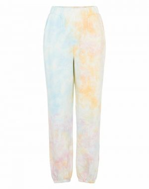 Pieces Pinar Tie Dye Sweat Pants