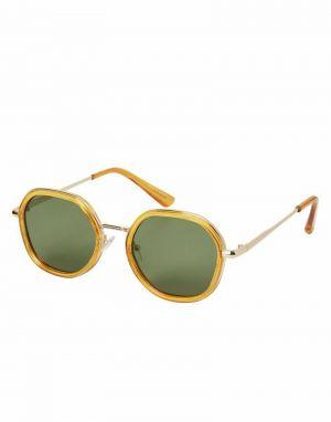 Vero Moda Mio Sunglasses - Yolk style 2