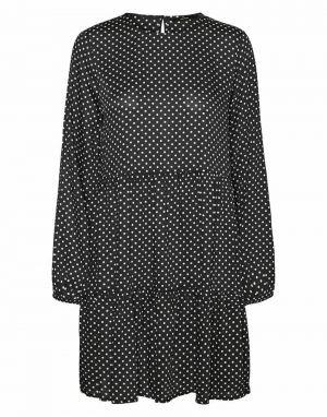 Vero Moda Fie Dress in Polka Dot
