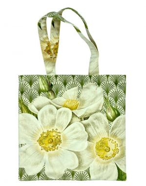 Vanilla Fly Velvet Tote Bag - Print 10