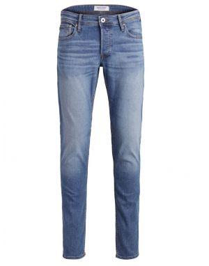 Jack and Jones Glenn Original Jeans in Light Blue Denim