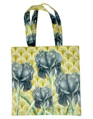 Vanilla Fly Velvet Tote Bag - Print 13