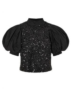 Y.A.S Ello Top in Black