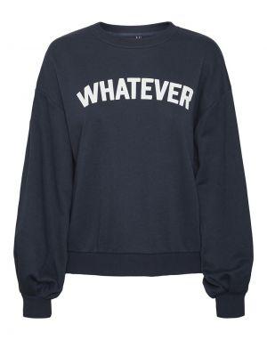 Vero Moda Venus Sweatshirt in Navy