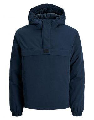 Jack and Jones Rambler Anorak in Navy Blazer