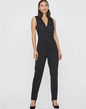 Vero Moda Dora Jumpsuit in Black