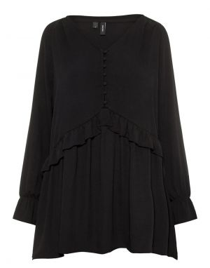 Vero Moda Zigga Tunic in Black